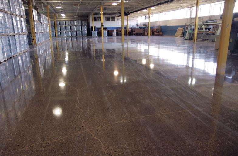 Recent Project - Armored Floors